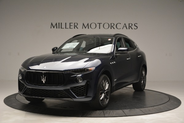 New 2019 Maserati Levante Q4 GranSport for sale Sold at Bentley Greenwich in Greenwich CT 06830 1