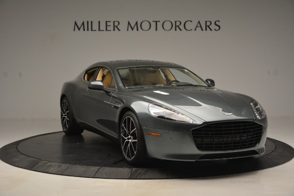 Used 2017 Aston Martin Rapide S Sedan for sale Sold at Bentley Greenwich in Greenwich CT 06830 11