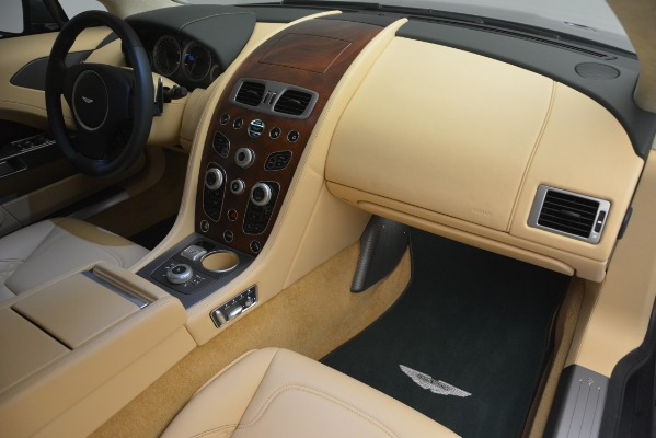Used 2017 Aston Martin Rapide S Sedan for sale Sold at Bentley Greenwich in Greenwich CT 06830 21