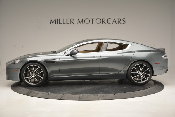 Used 2017 Aston Martin Rapide S Sedan for sale Sold at Bentley Greenwich in Greenwich CT 06830 3