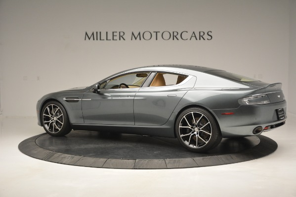Used 2017 Aston Martin Rapide S Sedan for sale Sold at Bentley Greenwich in Greenwich CT 06830 4