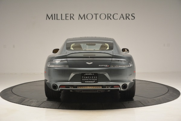 Used 2017 Aston Martin Rapide S Sedan for sale Sold at Bentley Greenwich in Greenwich CT 06830 6