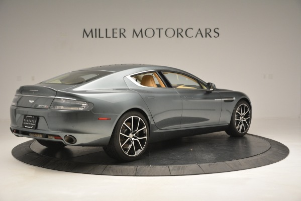 Used 2017 Aston Martin Rapide S Sedan for sale Sold at Bentley Greenwich in Greenwich CT 06830 8