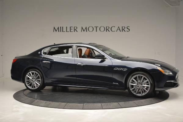 New 2019 Maserati Quattroporte S Q4 GranLusso Edizione Nobile for sale Sold at Bentley Greenwich in Greenwich CT 06830 15