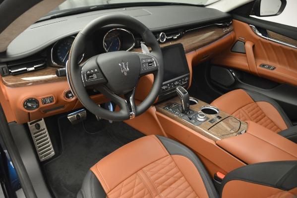 New 2019 Maserati Quattroporte S Q4 GranLusso Edizione Nobile for sale Sold at Bentley Greenwich in Greenwich CT 06830 20