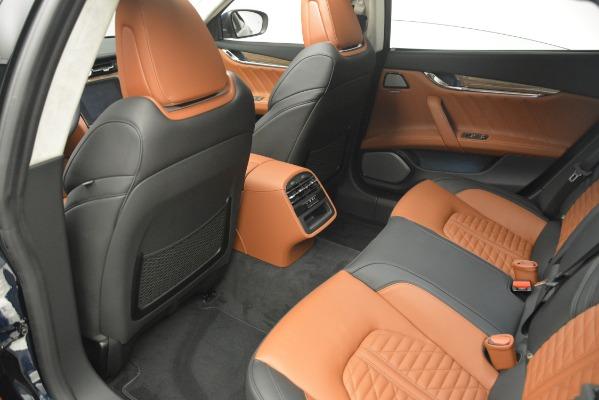 New 2019 Maserati Quattroporte S Q4 GranLusso Edizione Nobile for sale Sold at Bentley Greenwich in Greenwich CT 06830 23