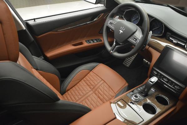 New 2019 Maserati Quattroporte S Q4 GranLusso Edizione Nobile for sale Sold at Bentley Greenwich in Greenwich CT 06830 26