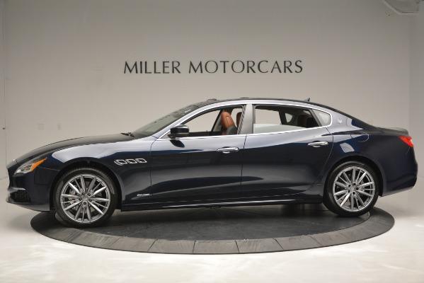 New 2019 Maserati Quattroporte S Q4 GranLusso Edizione Nobile for sale Sold at Bentley Greenwich in Greenwich CT 06830 4