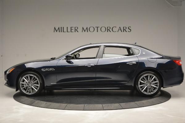 New 2019 Maserati Quattroporte S Q4 GranLusso Edizione Nobile for sale Sold at Bentley Greenwich in Greenwich CT 06830 5