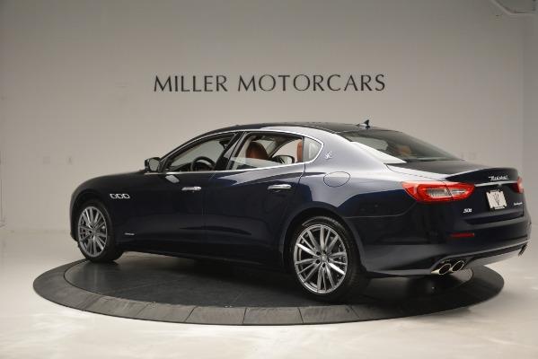 New 2019 Maserati Quattroporte S Q4 GranLusso Edizione Nobile for sale Sold at Bentley Greenwich in Greenwich CT 06830 7