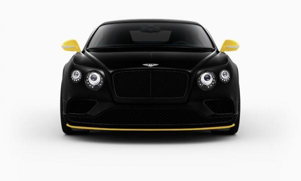 New 2017 Bentley Continental GT Speed Black Edition for sale Sold at Bentley Greenwich in Greenwich CT 06830 2