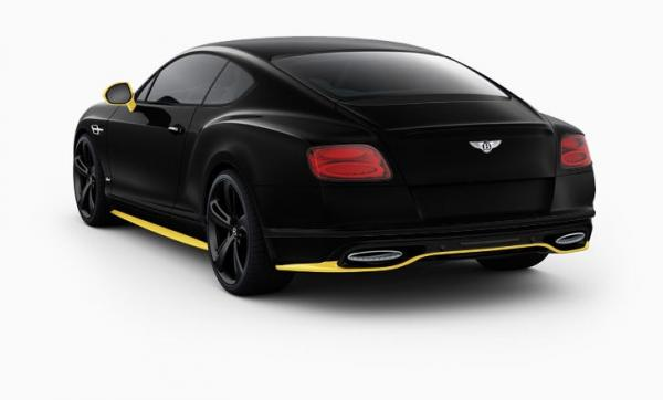 New 2017 Bentley Continental GT Speed Black Edition for sale Sold at Bentley Greenwich in Greenwich CT 06830 4