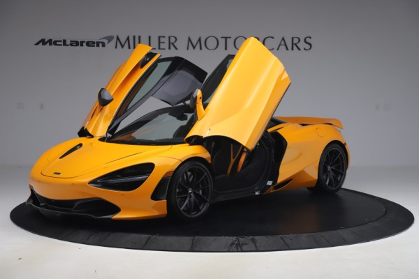 Used 2019 McLaren 720S Performance for sale $245,900 at Bentley Greenwich in Greenwich CT 06830 10