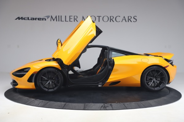 New 2019 McLaren 720S Coupe for sale Sold at Bentley Greenwich in Greenwich CT 06830 11