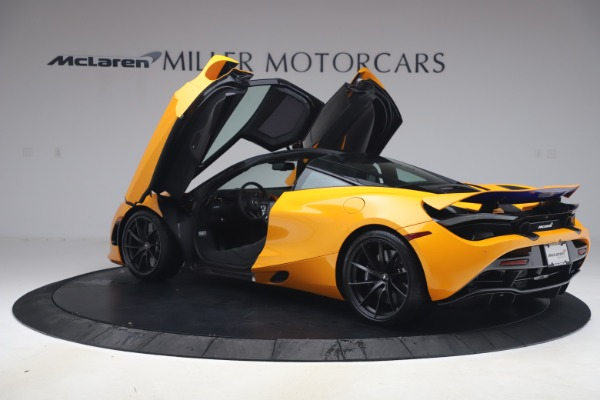 New 2019 McLaren 720S Coupe for sale Sold at Bentley Greenwich in Greenwich CT 06830 12