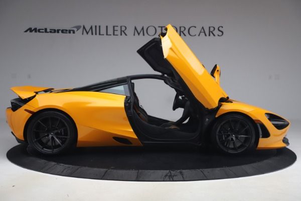 New 2019 McLaren 720S Coupe for sale Sold at Bentley Greenwich in Greenwich CT 06830 15