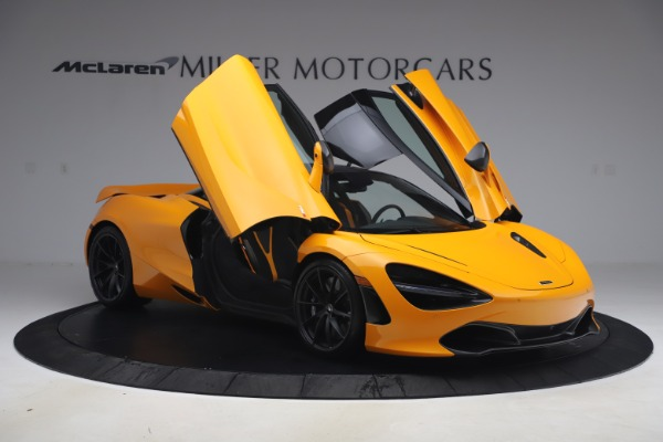 Used 2019 McLaren 720S Performance for sale $245,900 at Bentley Greenwich in Greenwich CT 06830 16