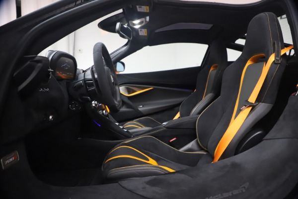 Used 2019 McLaren 720S Performance for sale $245,900 at Bentley Greenwich in Greenwich CT 06830 18