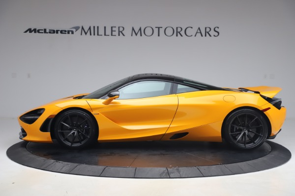 Used 2019 McLaren 720S Performance for sale $245,900 at Bentley Greenwich in Greenwich CT 06830 2