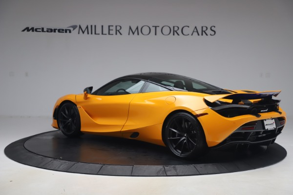 New 2019 McLaren 720S Coupe for sale Sold at Bentley Greenwich in Greenwich CT 06830 3