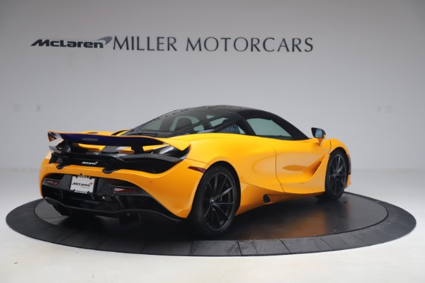 Used 2019 McLaren 720S Performance for sale $245,900 at Bentley Greenwich in Greenwich CT 06830 5
