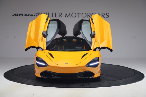 Used 2019 McLaren 720S Performance for sale $245,900 at Bentley Greenwich in Greenwich CT 06830 9