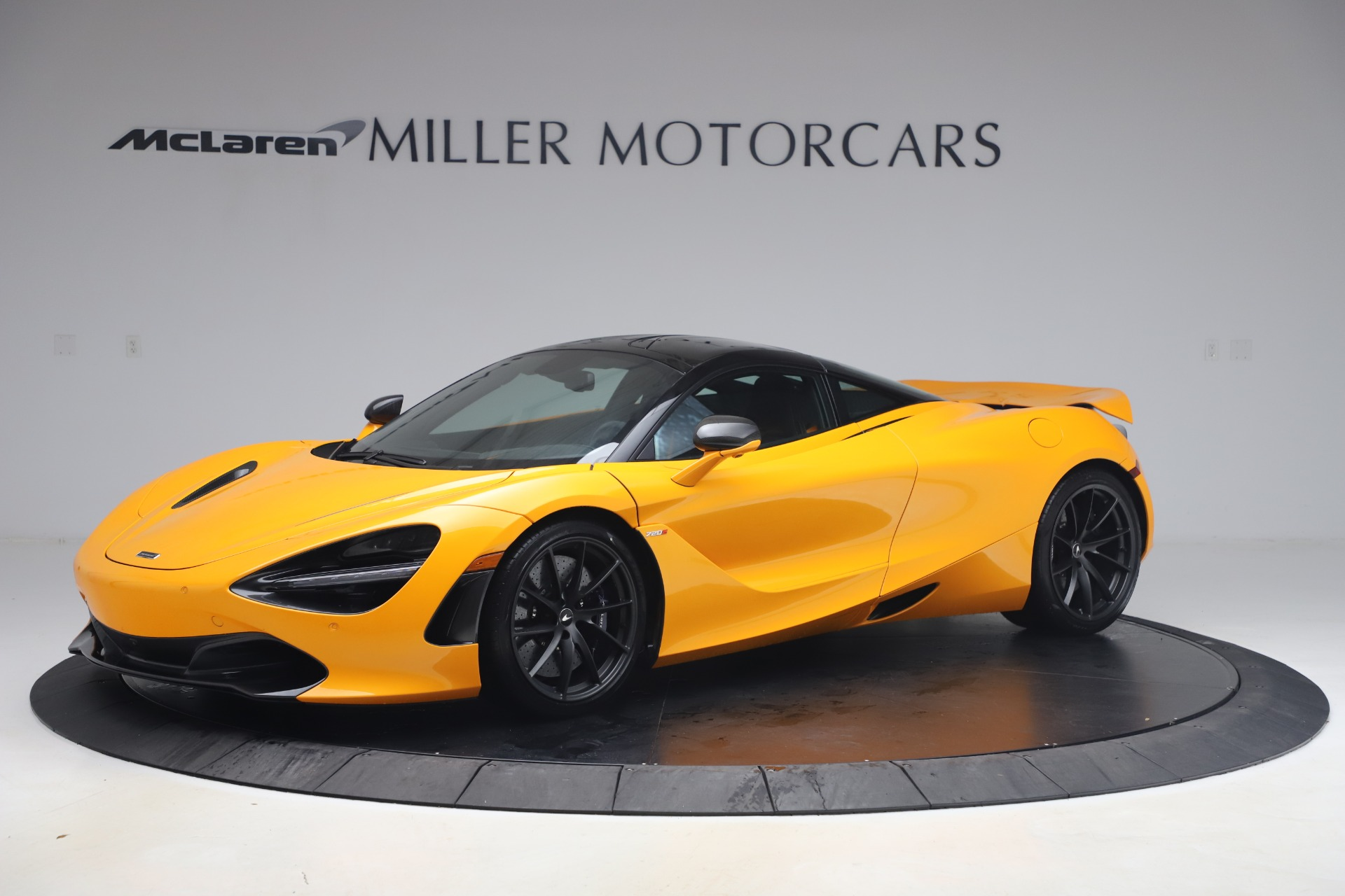 Used 2019 McLaren 720S Performance for sale $245,900 at Bentley Greenwich in Greenwich CT 06830 1