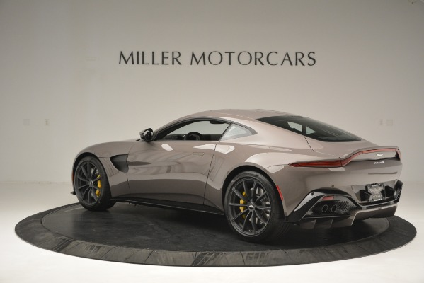 Used 2019 Aston Martin Vantage Coupe for sale Sold at Bentley Greenwich in Greenwich CT 06830 6