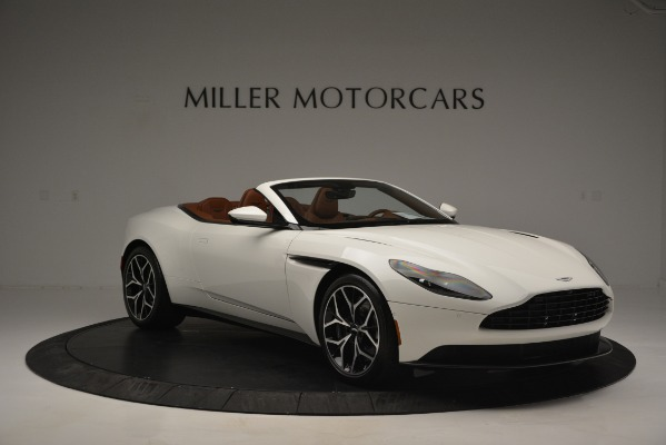 Used 2019 Aston Martin DB11 V8 Convertible for sale Sold at Bentley Greenwich in Greenwich CT 06830 11