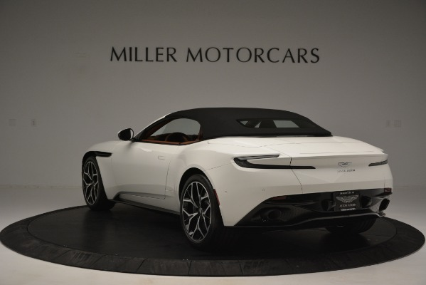Used 2019 Aston Martin DB11 V8 Convertible for sale Sold at Bentley Greenwich in Greenwich CT 06830 17