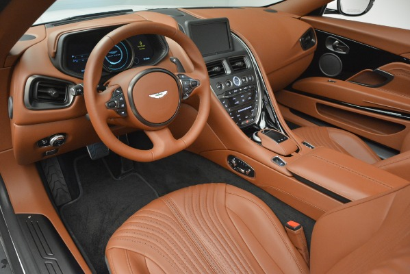 Used 2019 Aston Martin DB11 V8 Convertible for sale Sold at Bentley Greenwich in Greenwich CT 06830 19
