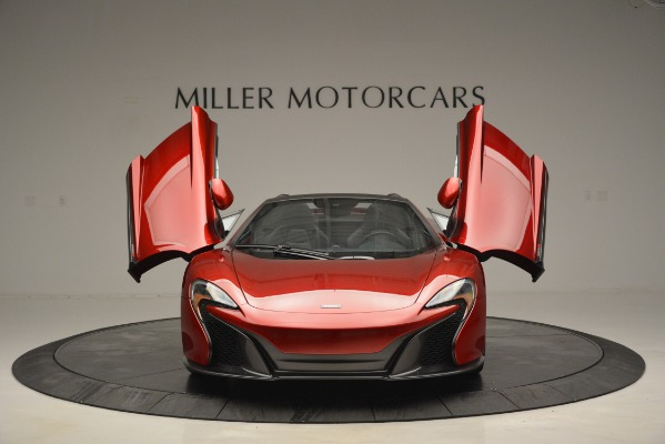 Used 2015 McLaren 650S Spider for sale Sold at Bentley Greenwich in Greenwich CT 06830 13