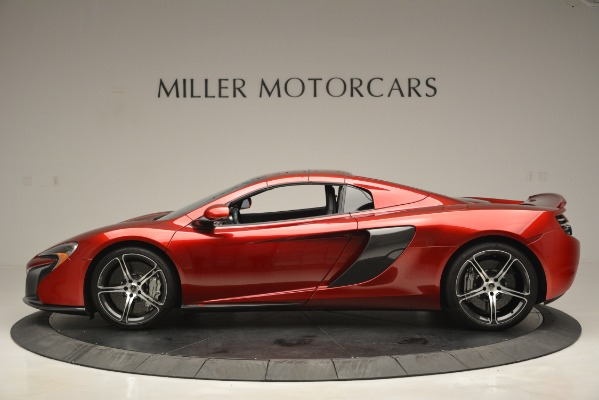 Used 2015 McLaren 650S Spider for sale Sold at Bentley Greenwich in Greenwich CT 06830 15