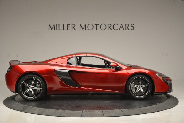 Used 2015 McLaren 650S Spider for sale Sold at Bentley Greenwich in Greenwich CT 06830 19