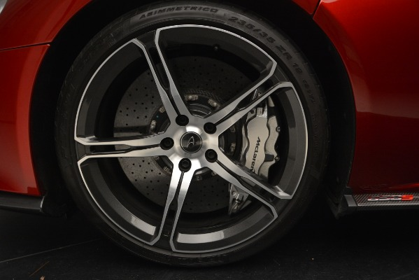 Used 2015 McLaren 650S Spider for sale Sold at Bentley Greenwich in Greenwich CT 06830 23