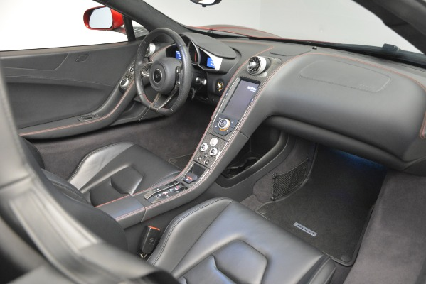 Used 2015 McLaren 650S Spider for sale Sold at Bentley Greenwich in Greenwich CT 06830 27