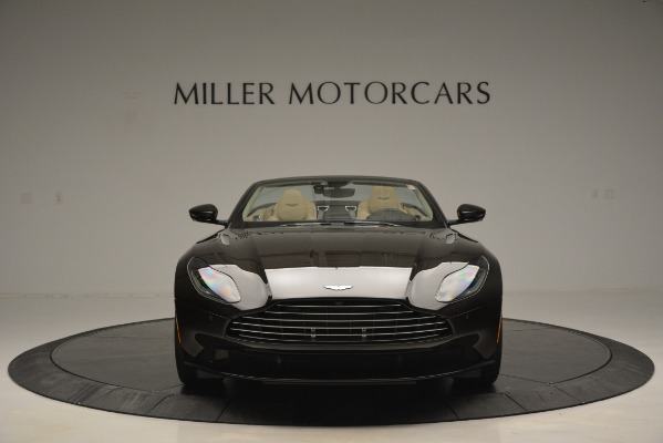 New 2019 Aston Martin DB11 V8 for sale Sold at Bentley Greenwich in Greenwich CT 06830 12
