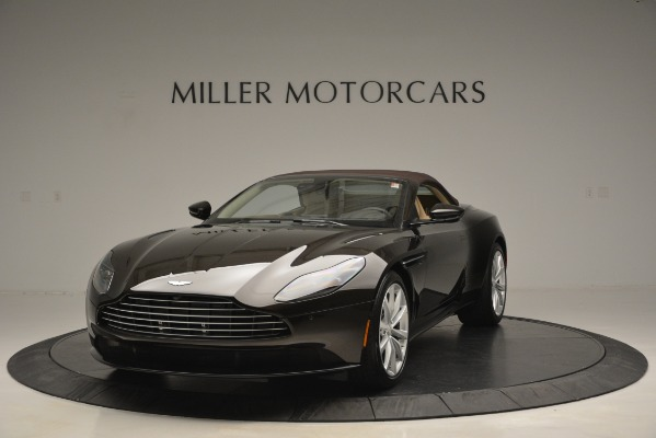 New 2019 Aston Martin DB11 V8 for sale Sold at Bentley Greenwich in Greenwich CT 06830 13