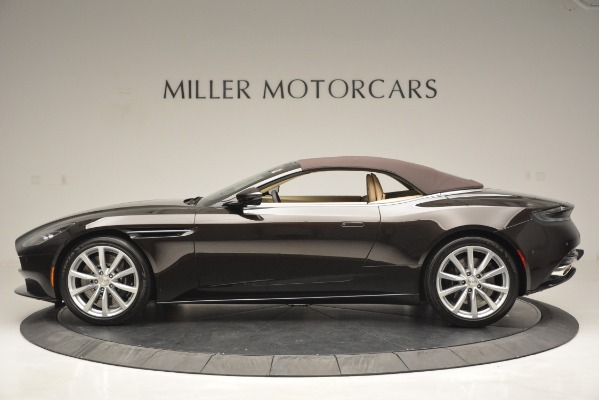 New 2019 Aston Martin DB11 V8 for sale Sold at Bentley Greenwich in Greenwich CT 06830 15