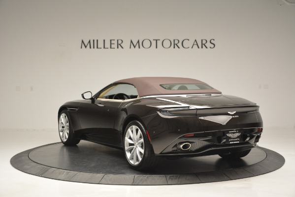 New 2019 Aston Martin DB11 V8 for sale Sold at Bentley Greenwich in Greenwich CT 06830 17