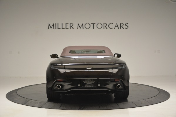 New 2019 Aston Martin DB11 V8 for sale Sold at Bentley Greenwich in Greenwich CT 06830 18