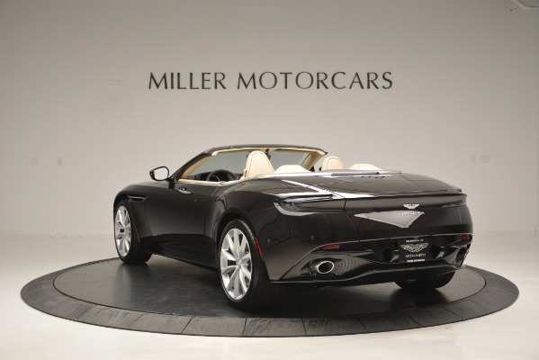 New 2019 Aston Martin DB11 V8 for sale Sold at Bentley Greenwich in Greenwich CT 06830 5