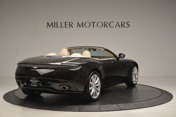 New 2019 Aston Martin DB11 V8 for sale Sold at Bentley Greenwich in Greenwich CT 06830 7
