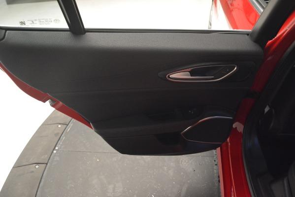 New 2019 Alfa Romeo Giulia Q4 for sale Sold at Bentley Greenwich in Greenwich CT 06830 18