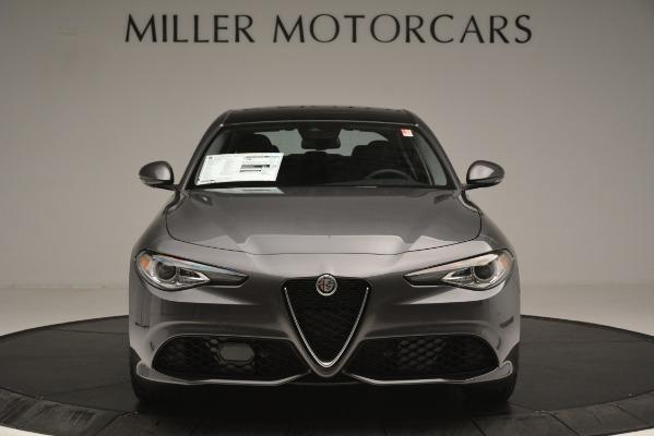 New 2019 Alfa Romeo Giulia Ti Sport Q4 for sale $52,040 at Bentley Greenwich in Greenwich CT 06830 12