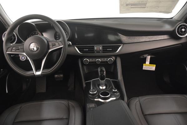 New 2019 Alfa Romeo Giulia Ti Sport Q4 for sale Sold at Bentley Greenwich in Greenwich CT 06830 16