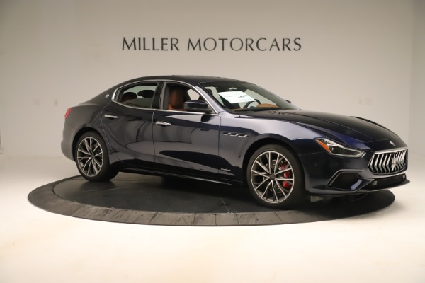 New 2019 Maserati Ghibli S Q4 GranSport for sale Sold at Bentley Greenwich in Greenwich CT 06830 10
