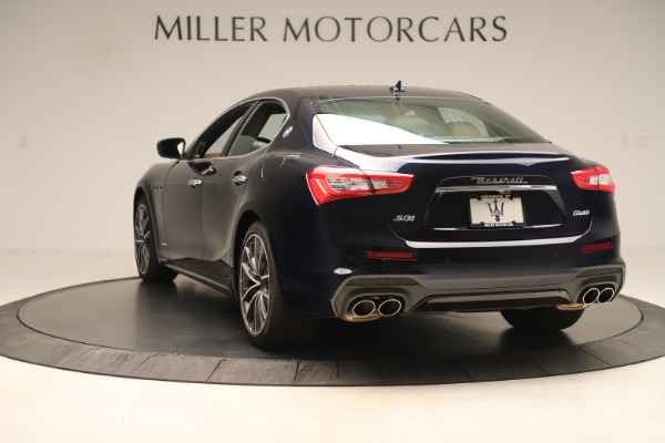New 2019 Maserati Ghibli S Q4 GranSport for sale Sold at Bentley Greenwich in Greenwich CT 06830 5