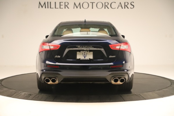 New 2019 Maserati Ghibli S Q4 GranSport for sale Sold at Bentley Greenwich in Greenwich CT 06830 6