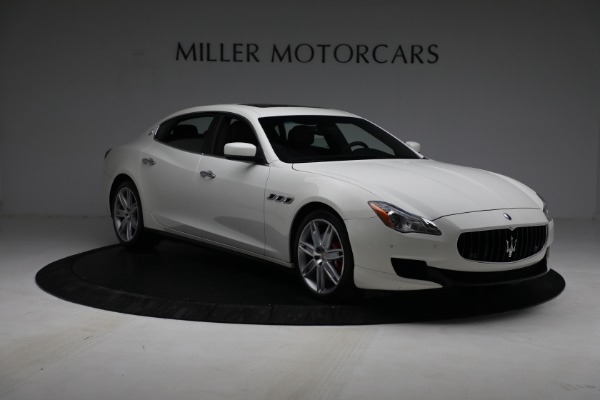 Used 2015 Maserati Quattroporte S Q4 for sale Sold at Bentley Greenwich in Greenwich CT 06830 10